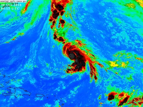 huracan atlantico